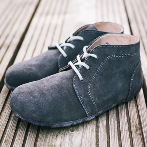 Боси обувки Be Lenka, всесезонни - Сиво