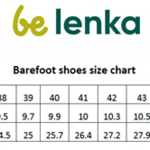 Боси обувки Be Lenka - Polar - червено