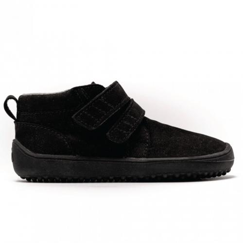 Детски боси обувки Be Lenka Play - черно
