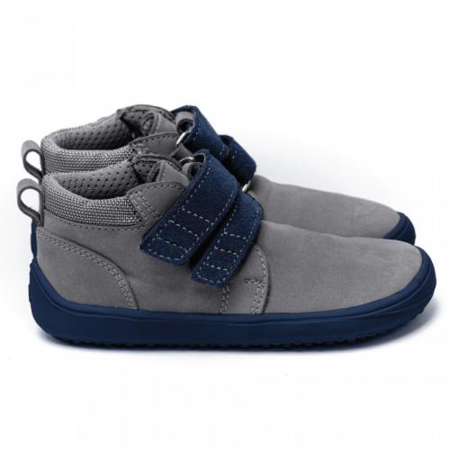 Детски боси обувки Be Lenka Play - боровинка