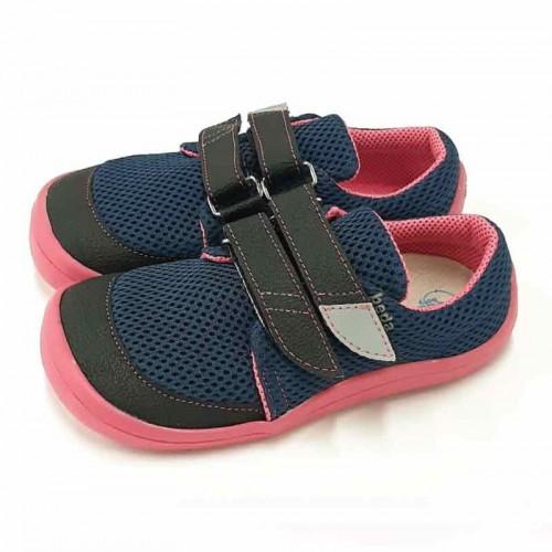 Детски боси обувки Beda mesh 2021 - Боровинка