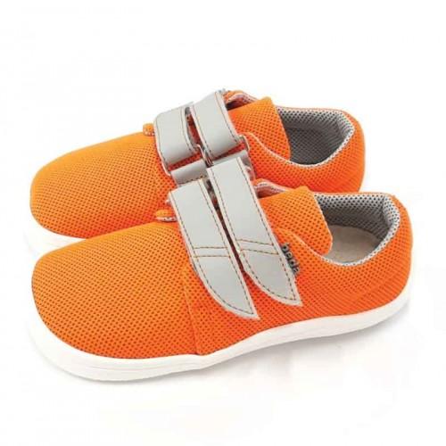 Beda детски боси леки обувки 2021 - мандарина