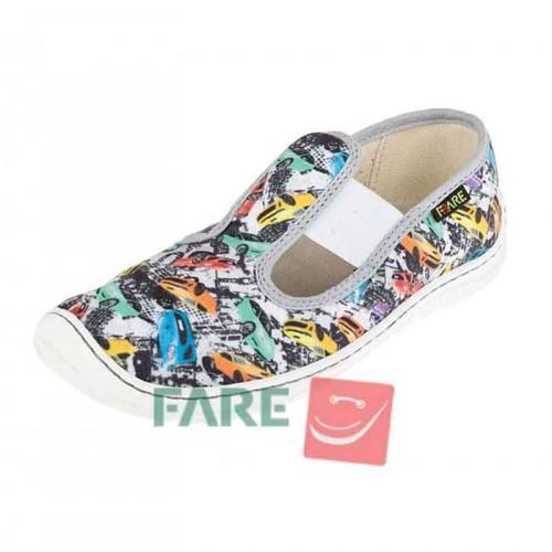 Fare Bare, боси леки обувки, формула