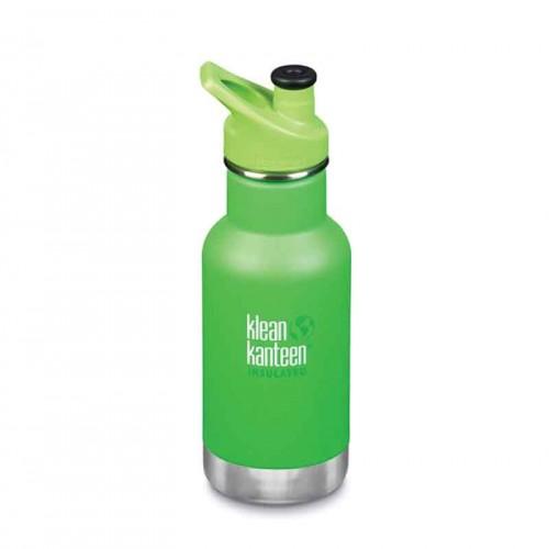 Термо бутилка Klean Kanteen 355мл, спортна капачка, гущер