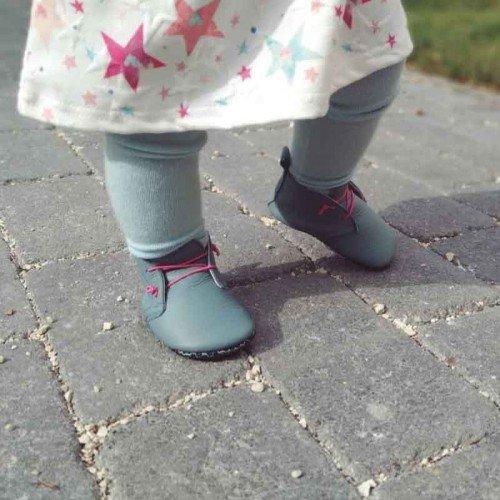 Liliputi Soft Paws - меки обувки, urban clouds