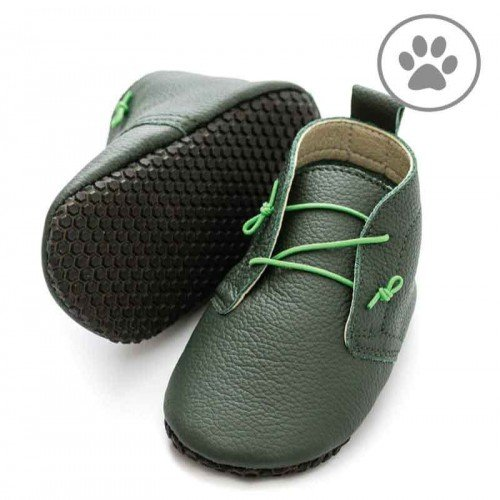 Liliputi Soft Paws - меки обувки, urban jungle