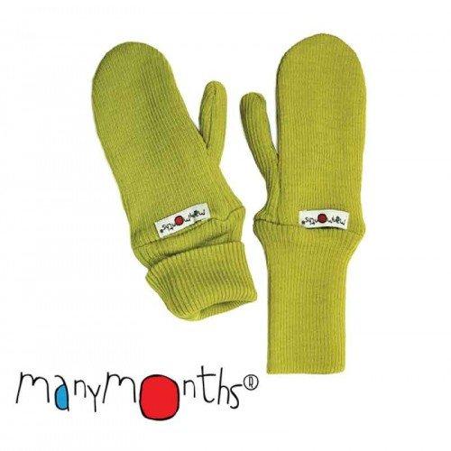 Вълнени ръкавици  ManyMonths  - Sweet apple