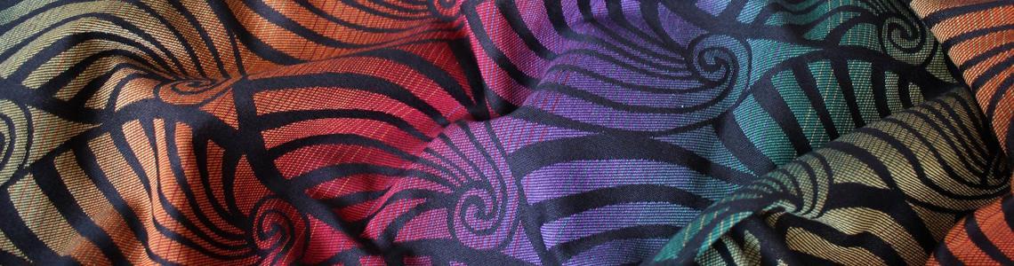 Тъкан слинг шал